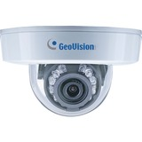 GeoVision Target GV-EFD1100-0F 1.3 Megapixel Network Camera - Color, Monochrome - M12-mount