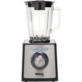 Nesco Dial Control Blender - 700 W - 1.59 quart - 2.50 ft - Black, Stainless