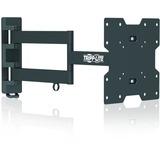 Tripp Lite Display TV Wall Monitor Mount Arm Swivel/Tilt 14IN to 42IN TVs / Monitors / Flat-Screens - 77 lb Load Capa (DWM1742MA)
