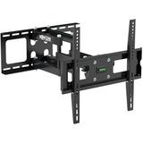 Tripp Lite Display TV Wall Monitor Mount Arm Swivel/Tilt 26IN to 55IN TVs / Monitors / Flat-Screens - 110 lb Load Cap (DWM2655M)
