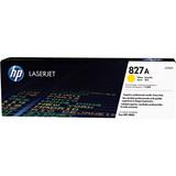 HP 827A Original Toner Cartridge - Yellow - Laser - 38500 Pages - 1 Pack (CF302AC)