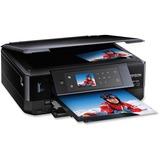 Epson Expression Premium XP-620 Inkjet Multifunction Printer - Color - Photo/Disc Print - Desktop - Copier/Printer/Sc (C11CE01201)