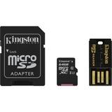Kingston 64GB microSD Extended Capacity (microSDXC) Card
