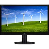 "Philips Brilliance 241B4LPYCB 24"" LED LCD Monitor"