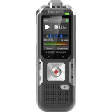 """Philips Voice Tracer Digital Recorder Lecture and Interview Recording - 4 GB Flash Memory - 1.8"""" LCD - Headphone - 1140 HourspeaceRecording Time - Portable"""