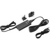 HP 65W Slim with USB AC Adapter - 65 W Output Power - USB (G6H47AA#ABL)