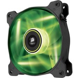 Corsair Air Series SP120 LED Green High Static Pressure 120mm Fan