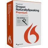 Nuance Dragon NaturallySpeaking  v.13.0 Premium Wireless Edition