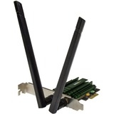 StarTech.com PCI Express AC1200 Dual Band Wireless-AC Network Adapter - PCIe 802.11ac WiFi Card - PCI Express x1 - 1. (PEX867WAC22)