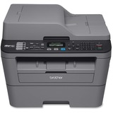 Brother MFC-L2700DW Compact Mono Laser All-in-One Printer + Wi-Fi and Wired Network