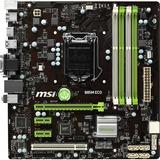 MSI B85M ECO Desktop Motherboard