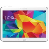 "Samsung Galaxy Tab 4 SM-T530 Tablet - 10.1"" - 1.50 GB Quad-core (4 Core) 1.20 GHz - 16 GB - Android 4.4 KitKat - 1280 x 800 - White"