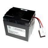 BTI UPS Replacement Battery Cartridge - 12 V DC - Lead Acid (RBC7-SLA7-BTI)