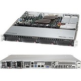 Supermicro SuperServer 6018R-MTR (Black)