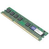 AddOn 2GB DDR3 SDRAM Memory Module - 2 GB - DDR3 SDRAM - 1333 MHz - 1.50 V - Non-ECC - Unbuffered - 240-pin - DIMM (29017)
