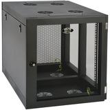 Tripp Lite 12U Wall Mount Rack Enclosure Server Cabinet Side Mount Wallmount - 19IN 12U Wide x 32.50IN Deep Wall Moun (SRW12UHD)