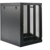 Tripp Lite 18U Wall Mount Rack Enclosure Server Cabinet Side Mount Wallmount - 19IN 18U Wide x 32.50IN Deep Wall Moun (SRW18UHD)