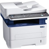 Xerox WorkCentre 3215/NI Laser Multifunction Printer - Monochrome - Plain Paper Print - Desktop - Copier/Fax/Printer/ (3215/NI)