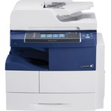 Xerox WorkCentre 4265/XM Laser Multifunction Printer - Monochrome - Plain Paper Print - Desktop - Copier/Fax/Printer/ (4265/XM)