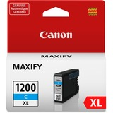 Canon Ink MAXIFY PGI-1200 XL Cyan Pigment Ink Tank