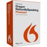Nuance Dragon NaturallySpeaking v.13.0 Premium - 1 User - Voice Recognition Box - DVD-ROM - PC - English