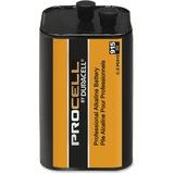 Duracell PROCELL 6V Alkaline Battery - 13000 mAh - Alkaline - 6 V DC - 1 Each