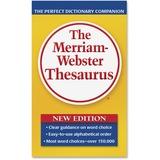 Merriam-Webster Paperback Thesaurus Printed Book