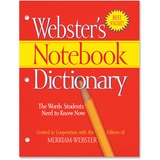 Merriam-Webster Notebook Dictionary Dictionary Printed Book - English
