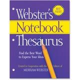 Merriam-Webster Notebook Thesaurus Printed Book