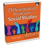 Shell Strategies for Social Studies Book Education Printed Book for Social Studies by Wendy Conklin