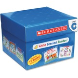 Scholastic Res. PreK Little Level C Readers Book Set Education Printed Book - English