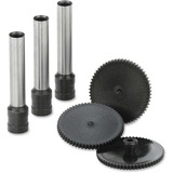 """Swingline® Replacement Punch Kit, 9/32"""", Use with A7074194"""