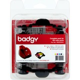 Badgy Complete Kit for 100 Prints