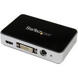 StarTech.com USB 3.0 Video Capture Device - HDMI / DVI / VGA / Component HD Video Recorder - 1080p 60fps - Capture Hi (USB3HDCAP)