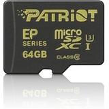 Patriot Memory 64GB EP microSD Extended Capacity (microSDXC) Card