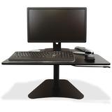 Victor High Rise Adjstble Stand-Up Desk Converter
