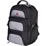 """SwissGear Backpack Side Load Computer Compartment Fits 17"""" Laptop and Sleeved Tablets"""