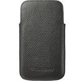 BlackBerry Classic Leather Pocket - Black