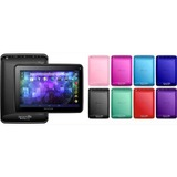 """Visual Land Prestige Pro 8D 8 GB Tablet - 8"""" - Wireless LAN - ARM Cortex A9 Dual-core (2 Core) 1.50 GHz - Red - 1 GB DDR3 SDRAM RAM - Android 4.2 Jelly Bean - Slate - Multi-touch Screen Display - Front Camera/Webcam - 2 Megapixel Rear Camera"""