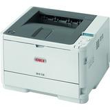 Oki B412dn LED Printer - Monochrome - 1200 x 1200 dpi Print - Plain Paper Print - Desktop - 33 ppm Mono Print - 350 s (62444301)