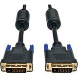 Tripp Lite DVI Dual Link Cable, Digital TMDS Monitor Cable (DVI-D M/M), 30-ft