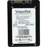 Visiontek Go Drive Low Profile 7mm 240GB Opal 1.0 Encryption Ready SSD