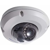 GeoVision 1.3MP H.264 Low Lux WDR IR Mini Fixed Rugged IP Dome