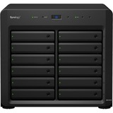 Synology DX1215 Drive Enclosure External - 12 x HDD Supported - 12 x SSD Supported - Serial ATA/600 Controller - 12 x (DX1215)
