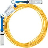 Mellanox Active Fiber Cable, VPI, up to 100Gb/s, QSFP, 15m - Fiber Optic for Network Device, Switch - 12.50 GB/s - 49.21 ft - 1 x QSFP Network - 1 x QSFP Network