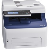 Xerox WorkCentre 6027/NI LED Multifunction Printer - Color - Plain Paper Print - Desktop - Copier/Fax/Printer/Scanner (6027/NI)