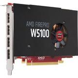 HP AMD FirePro W5100 4GB Graphics Card