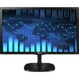 """LG 23MP57HQ-P 23"""" LED LCD Monitor - 16:9 - 5 ms - 1980 x 1080 - 16.7 Million Colors - 250 Nit - 5,000,000:1 - Full HD - HDMI - VGA - 25 W - Textured Black, High Glossy Black - TCO Certified Displays 6.0, ENERGY STAR 6.0, T??V, ErP, EPEAT Gold"""