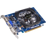 Gigabyte Ultra Durable 2 GV-N730D5-2GI (rev. 2.0) GeForce GT 730 Graphic Card - 902 MHz Core - 2 GB GDDR5 - PCI Express 2.0 x8 - Single Slot Space Required - 5000 MHz Memory Clock - 64 bit Bus Width - 4096 x 2160 - Fan Cooler - DirectX 11.2, OpenGL 4