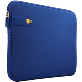 "Case Logic LAPS-113 Carrying Case (Sleeve) for 13.3"" Notebook, MacBook - Blue - Impact Resistant Interior - EVA Foam"